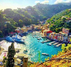 Pushime ne Portofino Itali