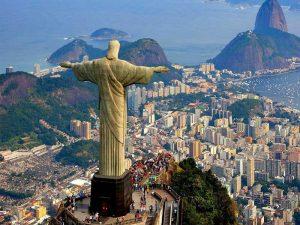 Pushime ne Rio de janeiro
