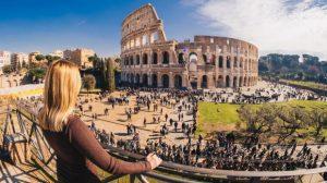 Pushime ne Rome Itali