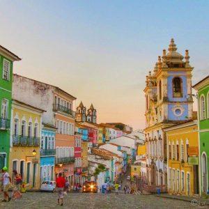 Pushime ne Salvador Brazil