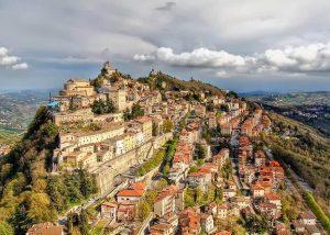 Pushime ne San Marino Itali
