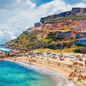 Pushime ne Sardenja Itali
