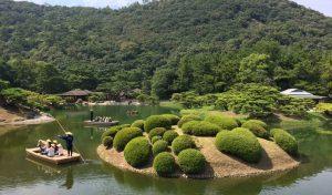 Pushime ne Shikoku