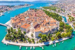 Pushime ne Split Kroaci