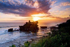 Pushime ne Tanah Lot Bali