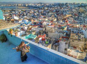 Pushime ne Tangier Marok