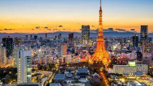 Pushime ne Tokyo