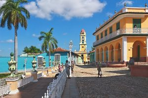 Pushime ne Trinidad Kuba