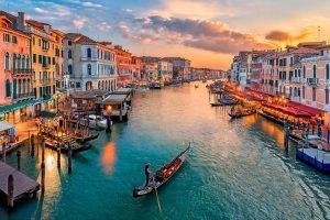 Pushime ne Venecia Itali