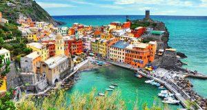Pushime ne Vernazza Itali