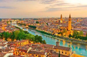 Pushime ne Verona Itali