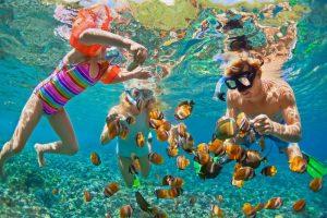 Snorkeling ne Hurghada