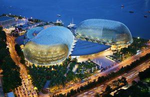 Teatri Esplanade ne Singapor