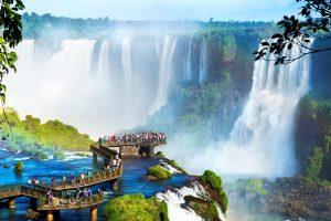 Ujevarat e Iguaçu Brazil