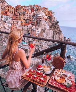 Ushqimi ne Itali
