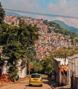 Vende turistike ne Brazil