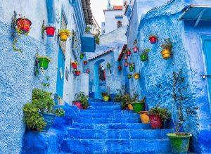 Vende turistike ne Marok