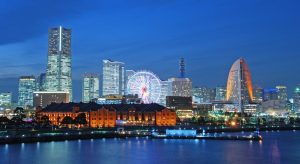 Pushime ne Yokohama
