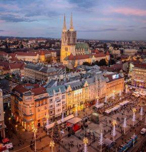 Pushime ne Zagreb