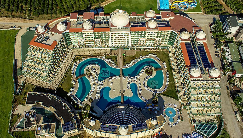 Alan Xafira Deluxe Resort & Spa 5*