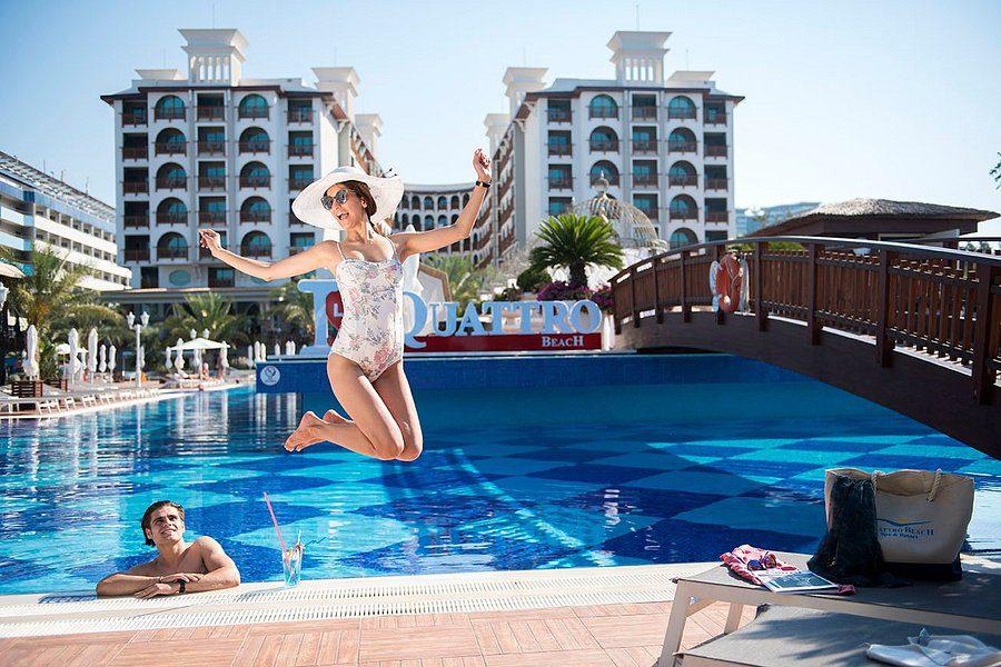 Quattro Beach Spa & Resort 5*